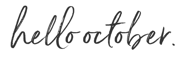 High Quality Hello October