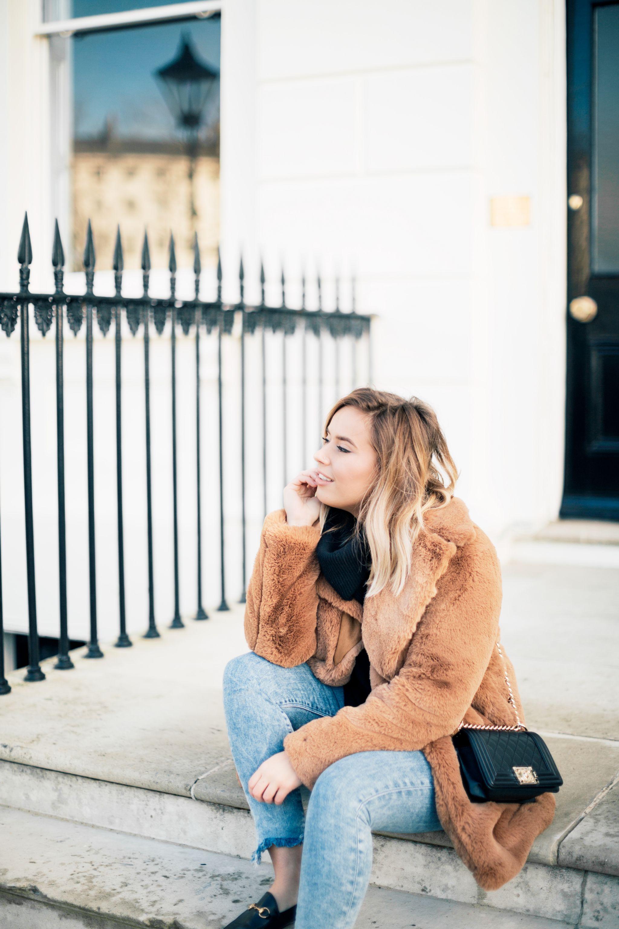 suzie-hello-october-teddy-coat-winter-outfit-chanel-bag-december-2017-22