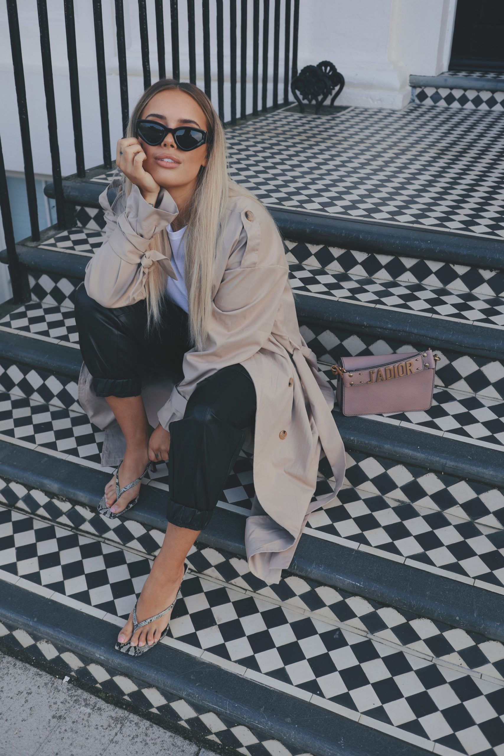 suzie bonaldi hello october nude trench coat